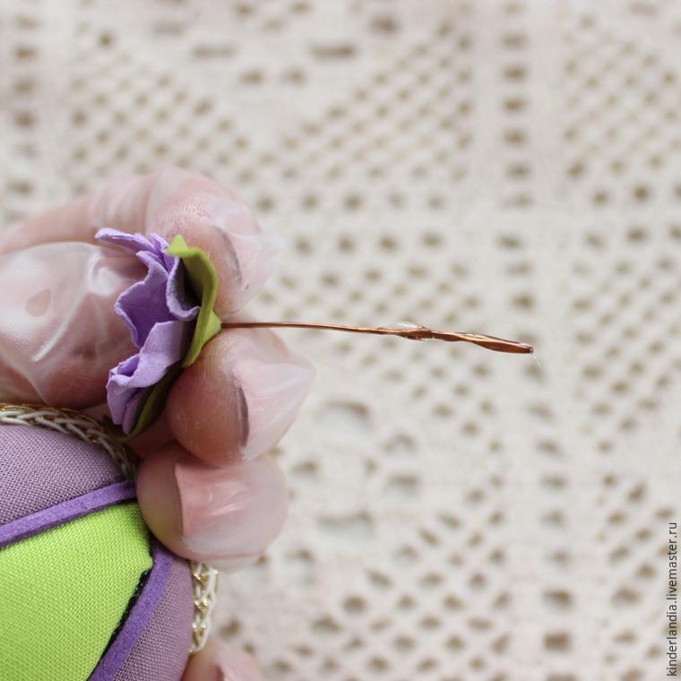 Пасхальное гнездышко: создаем интерьерную композицию, фото № 18