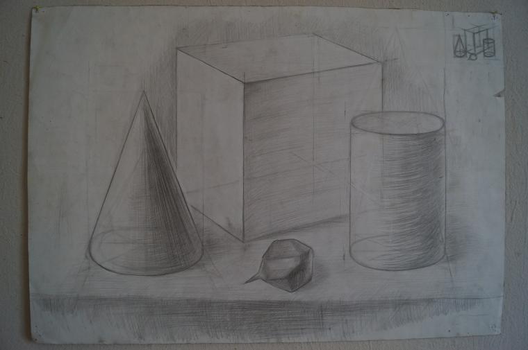 изучение рисунка