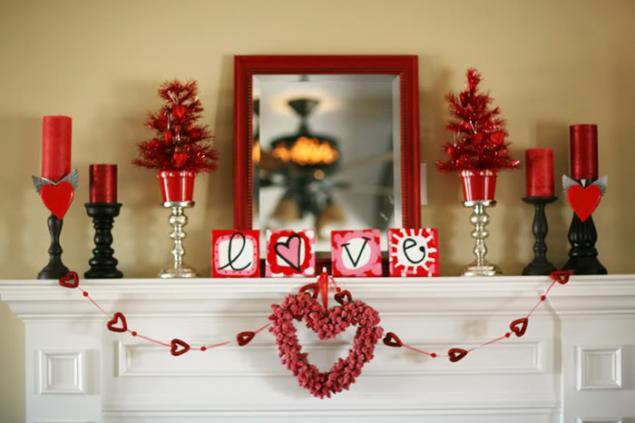 Романтика и декор своими руками