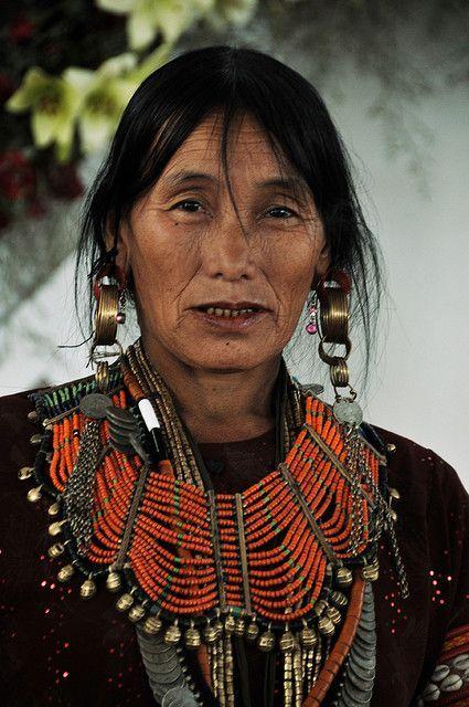 Этнические украшения народа Нага, фото № 8