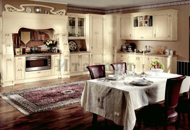 Итальянский - тосканский или средиземноморский - стиль интерьера, фото № 8
