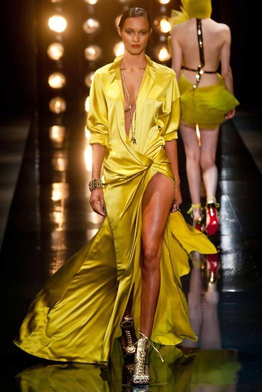 Alexandre Vauthier Haute Couture весна-лето 2014, фото № 25