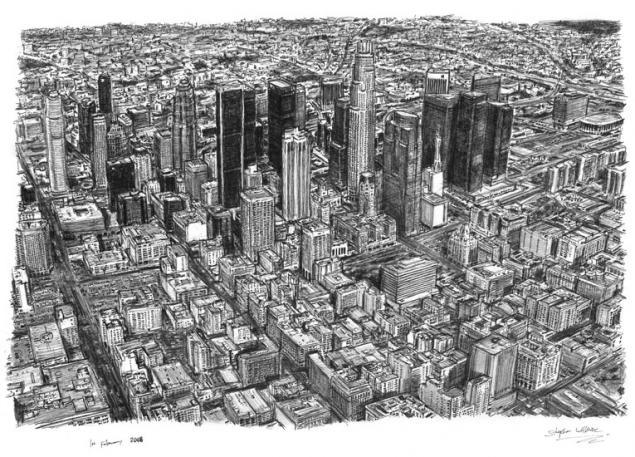панорамы городов