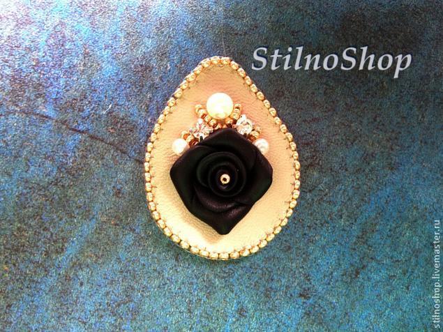 Создаем серьги в стиле Dolce&Gabbana, фото № 8