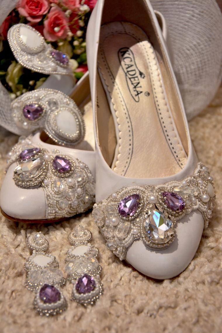 свадебные украшения, ручная работа