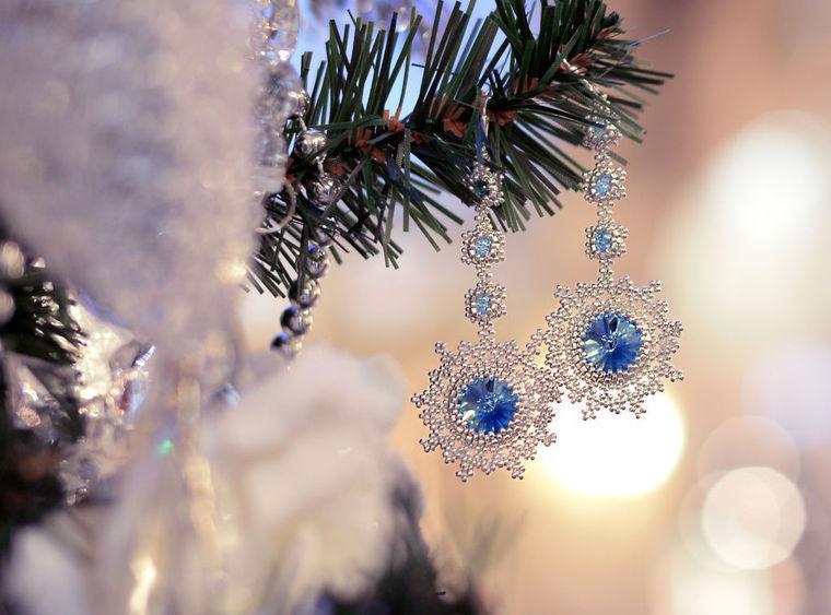 снежинки, конкурс лучший подарок, подарок к новому году