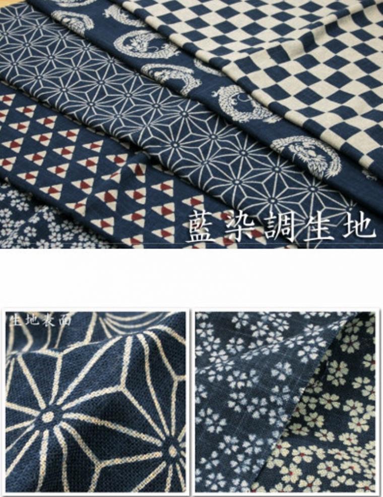 Коллекция тканей Йоко Саито и ее новинки., фото № 11