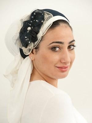 veil-hair-scarf-yomyom-with-headband-creation