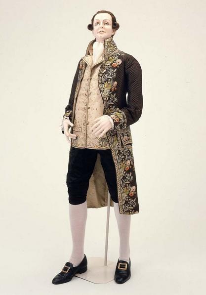 Эпоха рококо  костюм и мода Франция Женский костюм