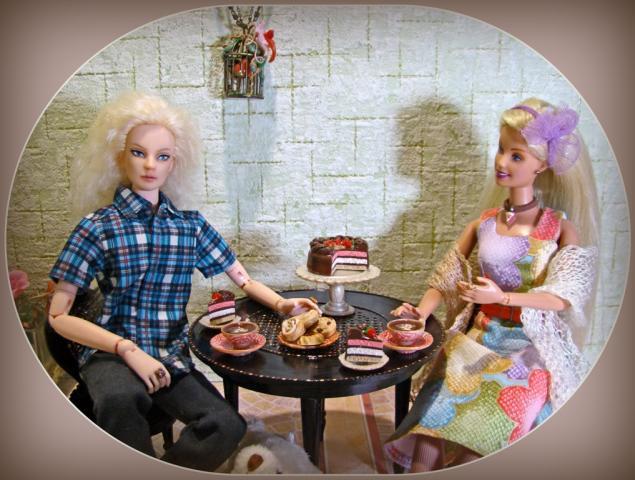 новинки, кулинарная миниатюра