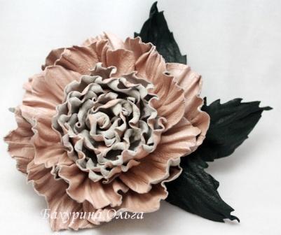 цветы из шелка, брошь-цветок, обучение цветоделию, бульки, ромашки