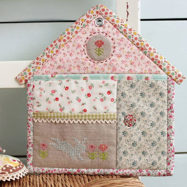 可爱和舒适的纺织屋 - maomao - 我随心动