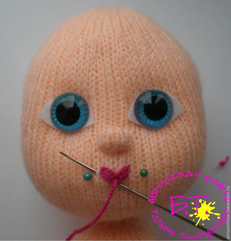 Вязаные куклы своими руками 801