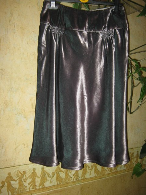 подшить низ юбки