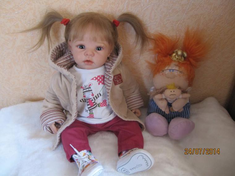 Мастер класс кукла реборн