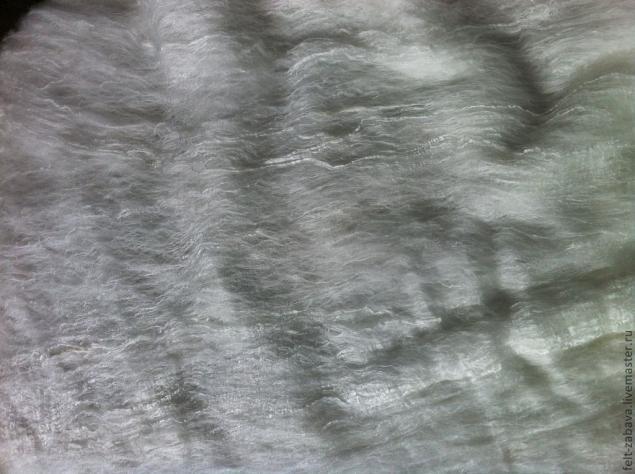 шелковое полотно