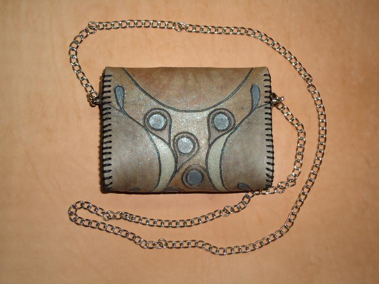 подарок, сумка через плечо, блестящая сумочка
