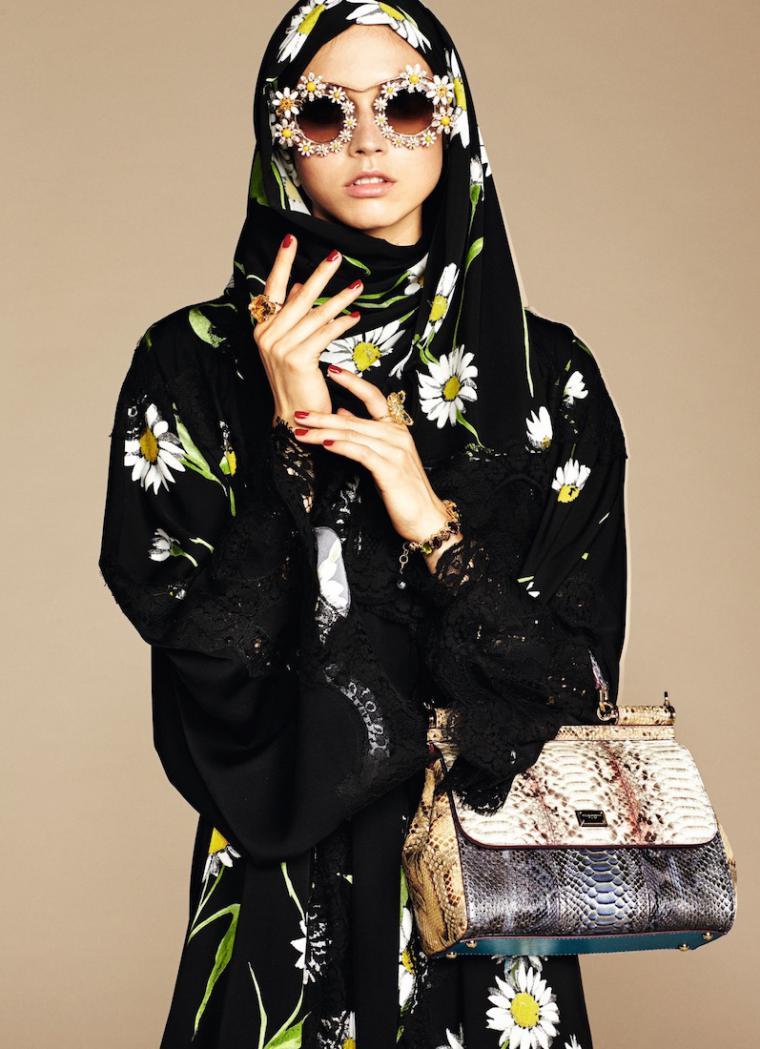 Modern arab women fashion 20