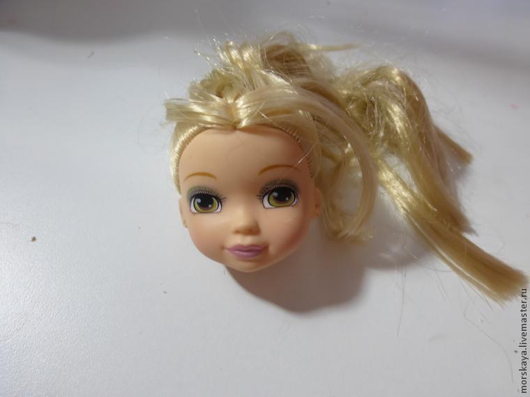 Как сделать снегурочку из куклы своими руками фото 985