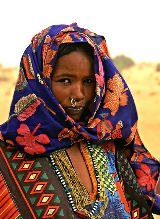 Национальная одежда эфиопии фото