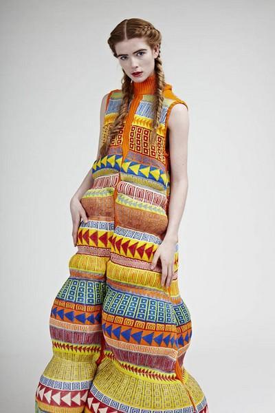 вязаная одежда, дизайн одежды