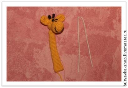 мастер-класс жираф