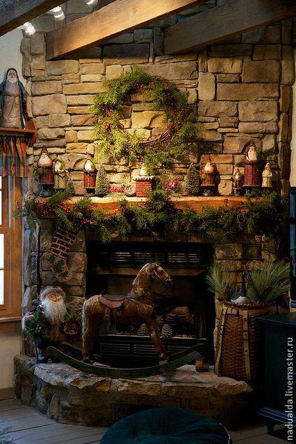 украшение рождественское, рождественская флористика