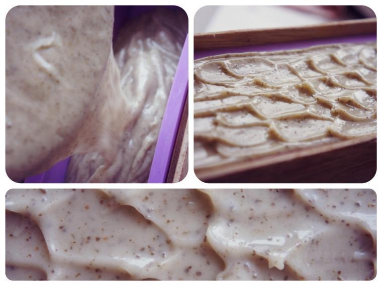 мыло ручной работы, мыло-скраб, мыло для тела