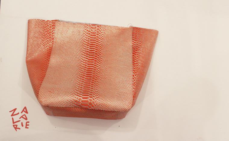 1ddbb8ce04e6 Как сшить сумку-шоппер с двойной магнитной застежкой за 15 шагов –  мастер-класс для начинающих и профессионалов