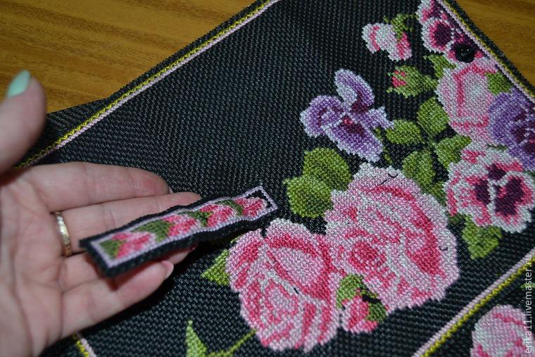 Вышивка наборы кошельки