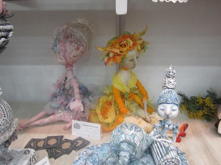 Немного Весеннего бала кукол... Фото, фото № 23