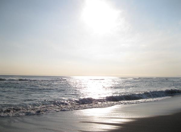 зима на побережье, фото № 5