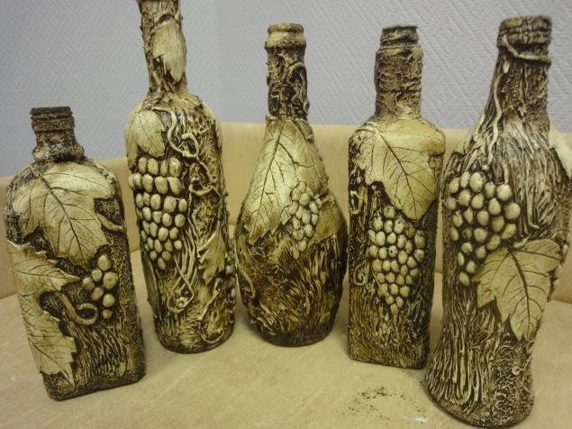 Мастер класс бутылка с крупами