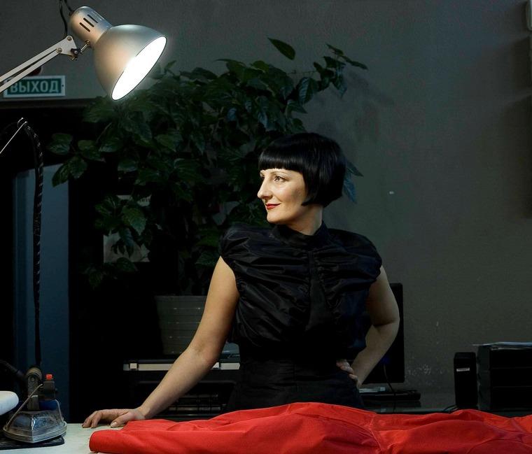 Мода по-русски: Светлана Тегин, фото № 1