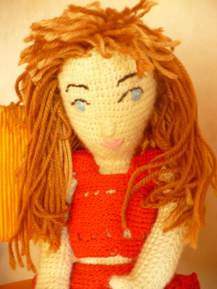 мастерская, кукла текстильная