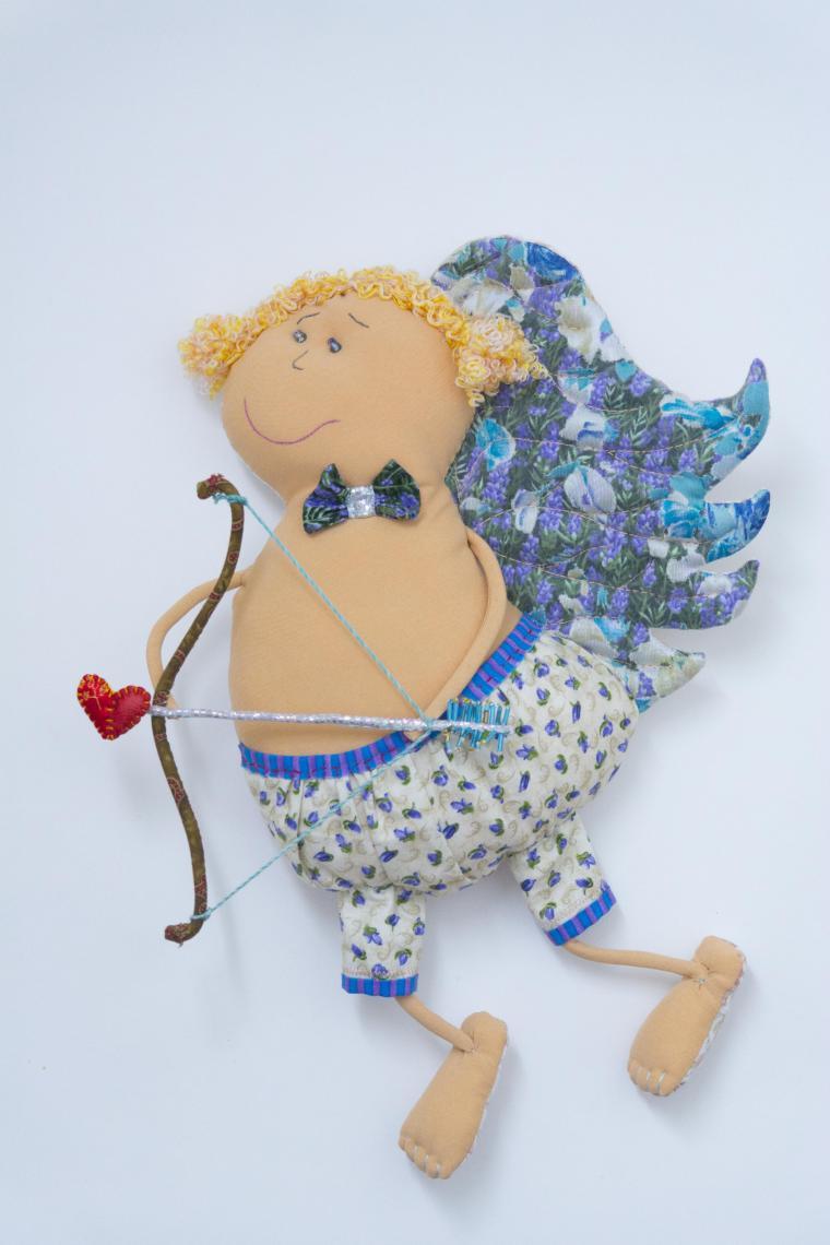 ангел, кукла ручной работы