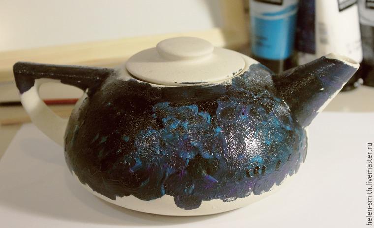 painting on ceramics
