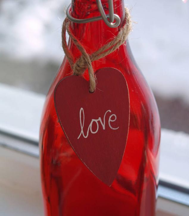 Влюбленное сердце. Оригинальные идеи упаковки подарка., фото № 22