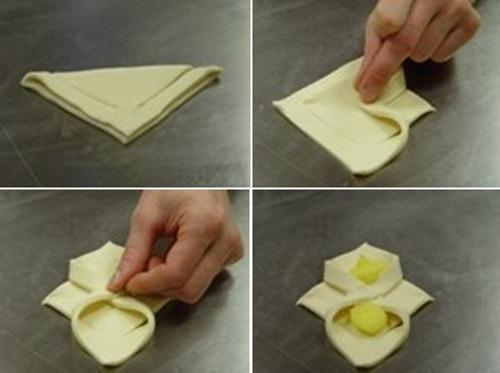 Как сделать красивые корочки