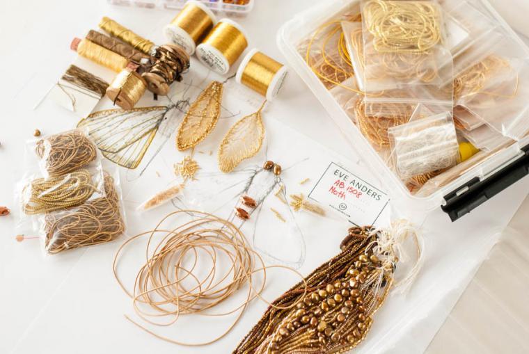 Курсы по вышивки золотом