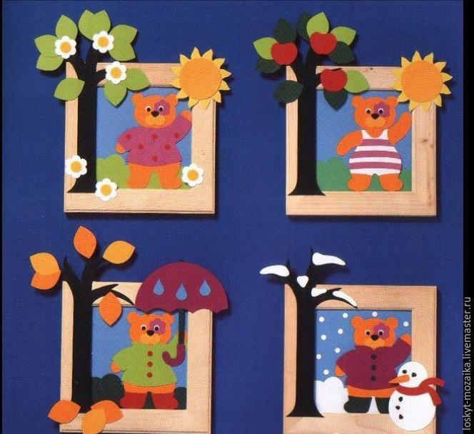 Поделки с детьми 4-5 лет своими руками мастер классы фото