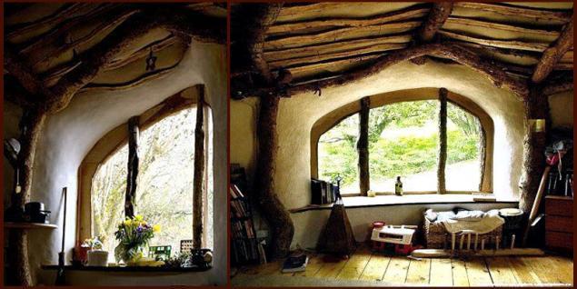 сказочный дом, уэльс