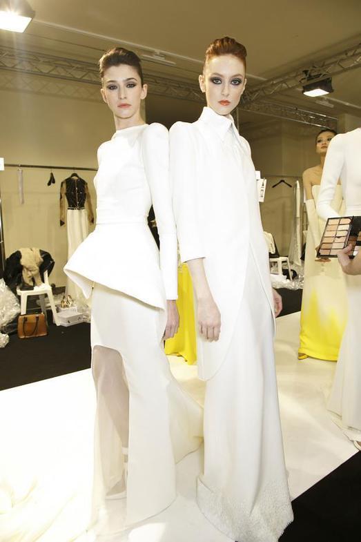 Stephane Rolland Haute Couture весна-лето 2014, фото № 42