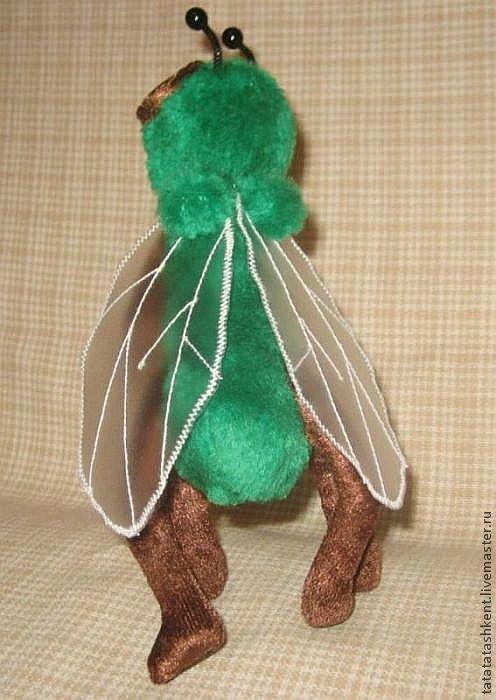 Крылья своими руками для мухи