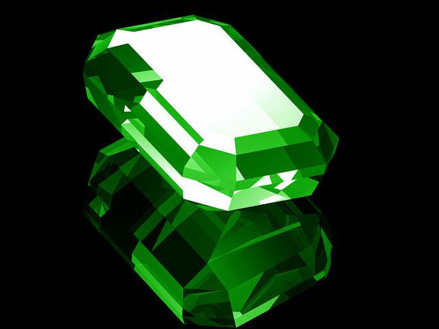 Как сделать камень зеленый