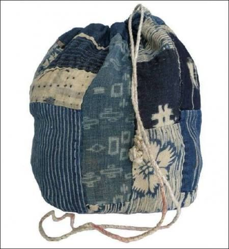 Japanese Boro Rice Bag