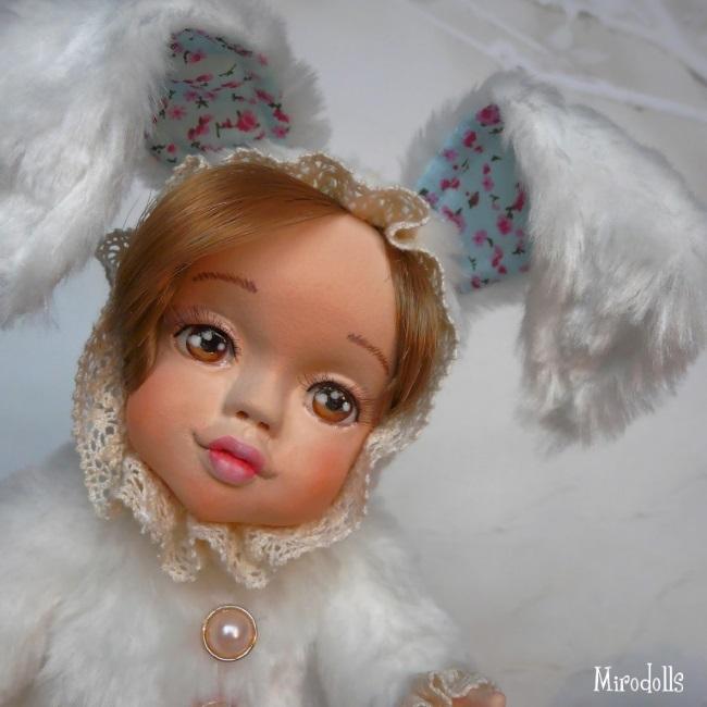 тедди-долл кукла