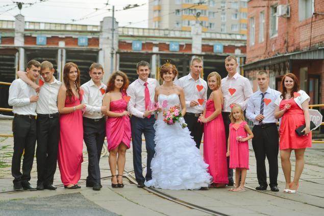 реквизит для фотосессий, дата свадьбы