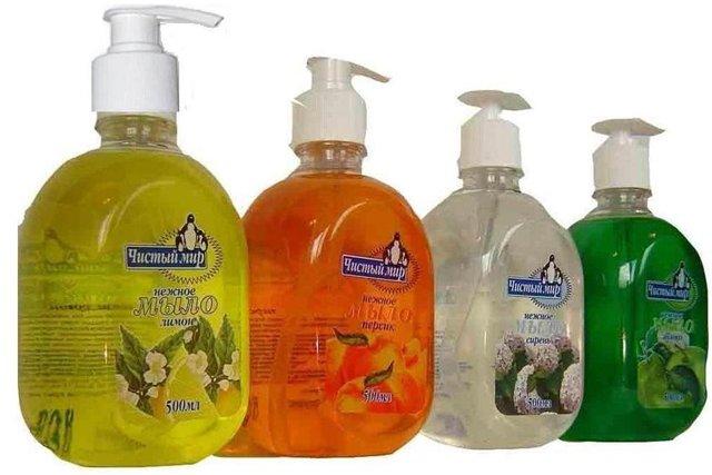 рассказ о мыле