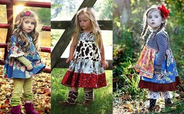 бохо, бохо своими руками, детские юбки, мода 2015 для девочек
